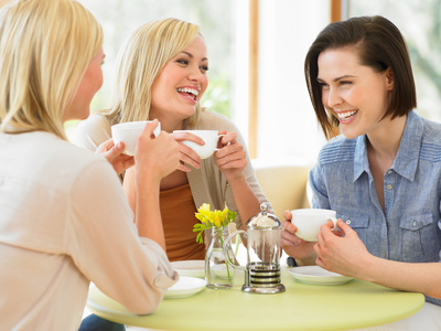 Kaffee-Test fürs Networking