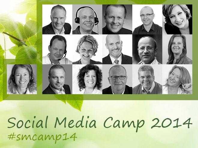 Social Media Sommercamp 2014