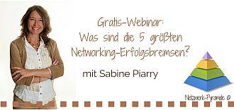 Gratis Networking Online Vortrag mit starken Tipps